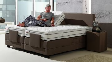 Boxspring Set Superior Dolce Elektro
