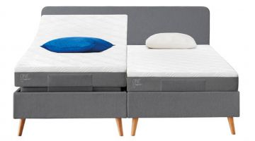 Tempur One Boxspring Set Elektro