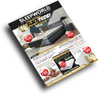 sleepworld black friday folder